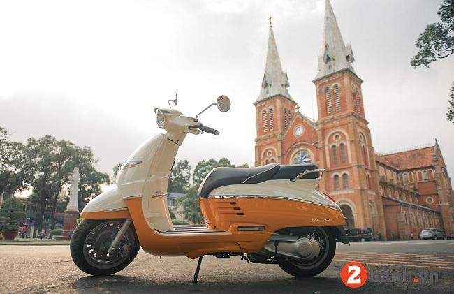 Peugeot django 125 - 3