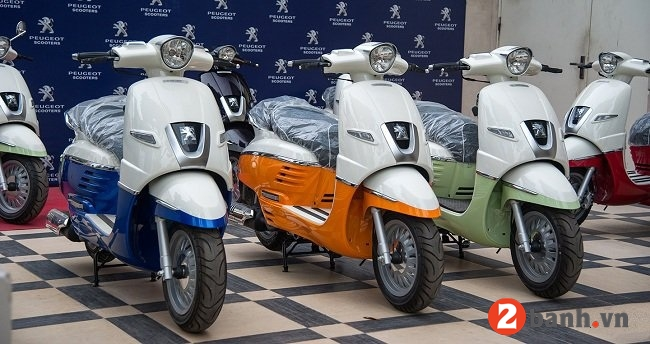 Peugeot django 125 - 1
