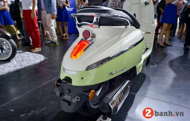 Peugeot django 125 - 8