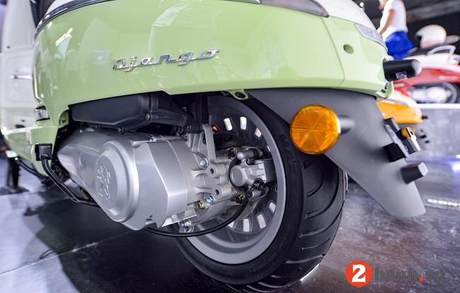 Peugeot django 125 - 10