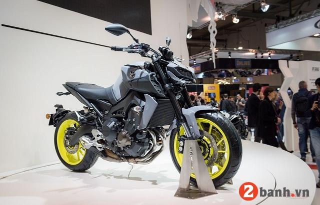 Yamaha mt-09 - 1
