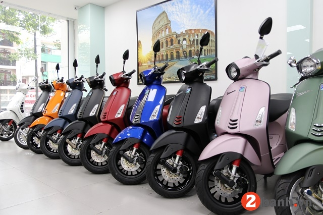 Vespa sprint abs 2019 - 1
