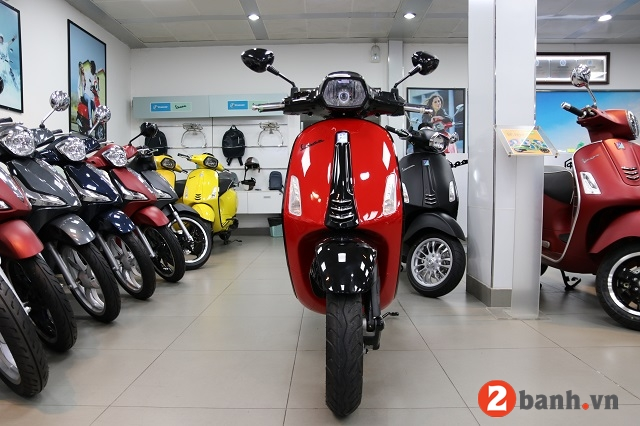 Vespa sprint abs 2019 - 7