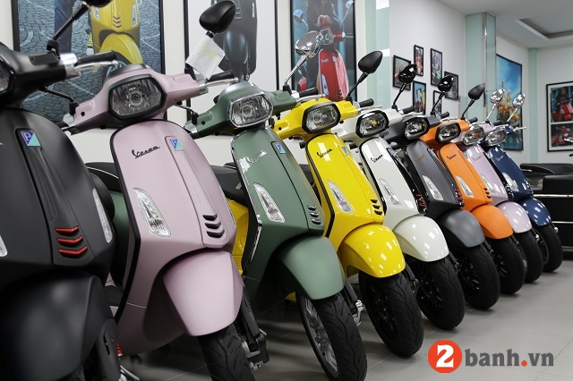 Vespa sprint abs 2019 - 9