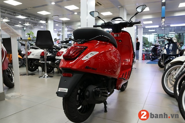 Vespa sprint abs 2019 - 8