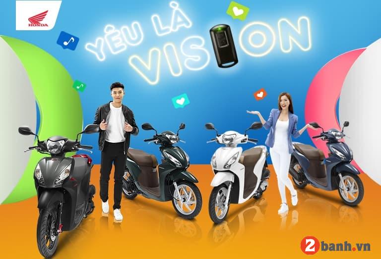Honda vision 2019 - 1