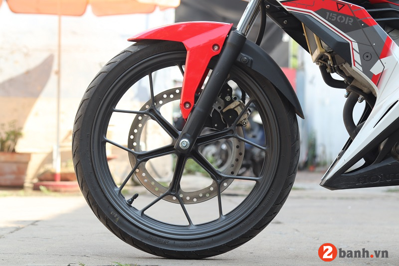 Honda sonic 150 - 8