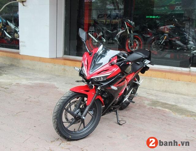 Honda cbr150 2019 - 4