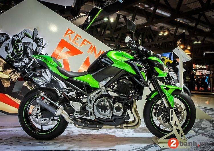 Kawasaki z900 abs 2019 - 1