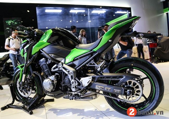 Kawasaki z900 abs 2019 - 2