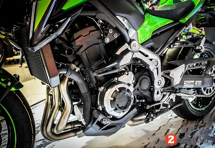 Kawasaki z900 abs 2019 - 4