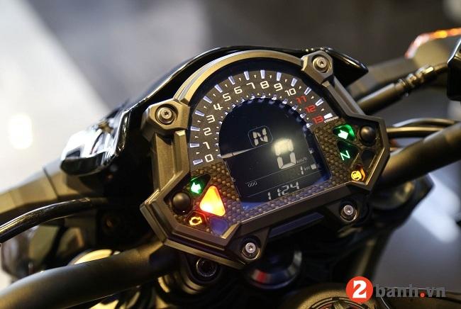 Kawasaki z900 abs 2019 - 6
