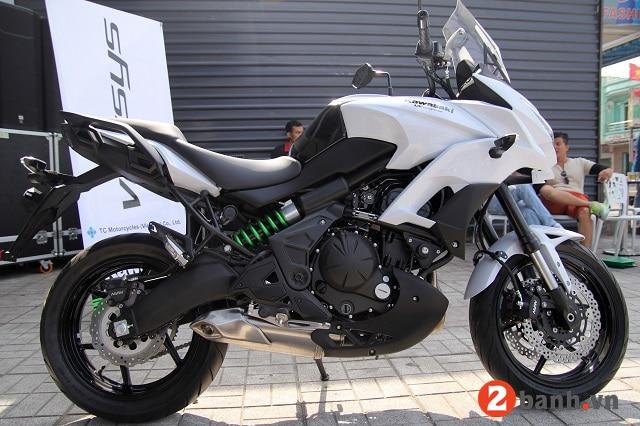 Kawasaki versys 650 abs - 1