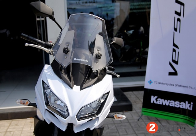 Kawasaki versys 650 abs - 4