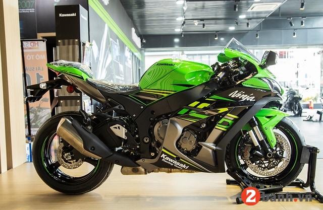 Kawasaki ninja zx-10r - 5