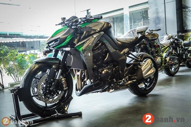Kawasaki z1000r abs 2019 - 1