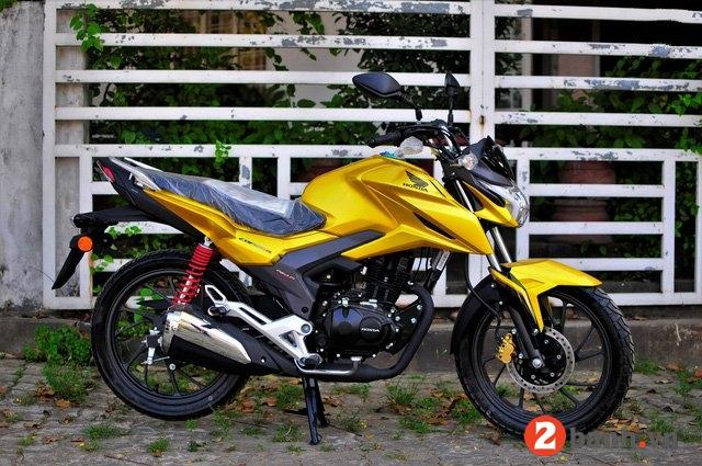 Honda cbf125r 2019 - 2