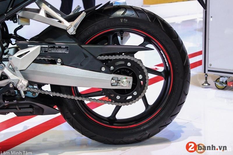 Honda cbr250 2019 - 6