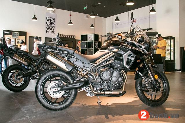 Triumph tiger 800 2019 - 2