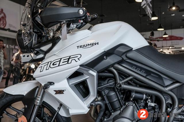 Triumph tiger 800 2019 - 10
