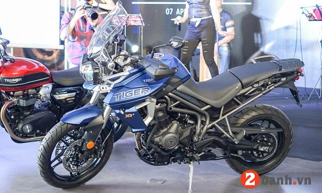 Triumph tiger 800 2019 - 1