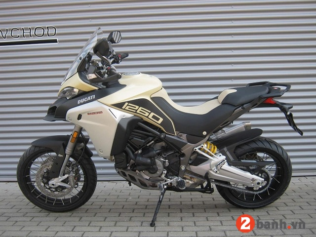 Multistrada 1260 enduro - 2