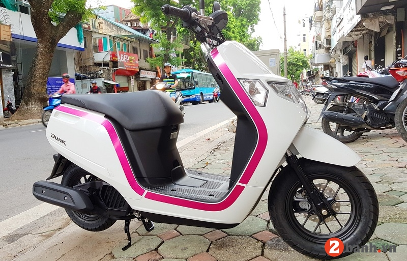 Honda dunk 2020 - 3