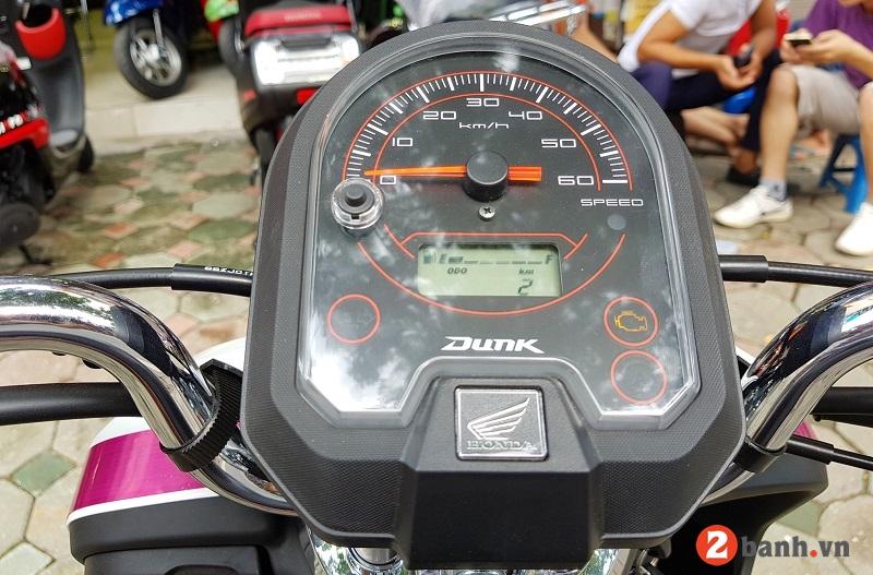 Honda dunk 2020 - 6