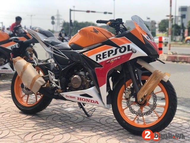 Honda cbr150 2020 - 1