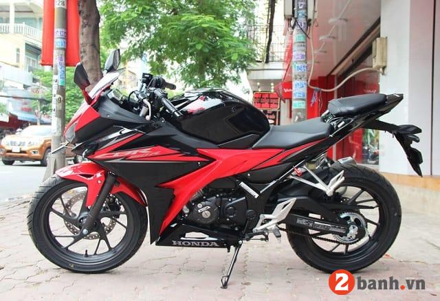 Honda cbr150 2020 - 9