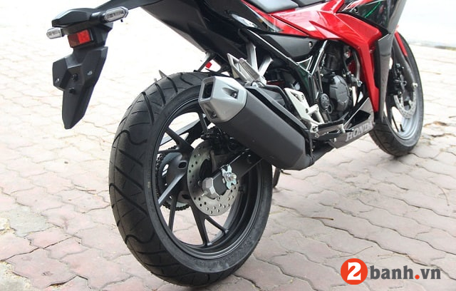 Honda cbr150 2020 - 11