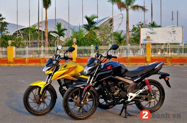 Honda cbf125r 2020 - 1
