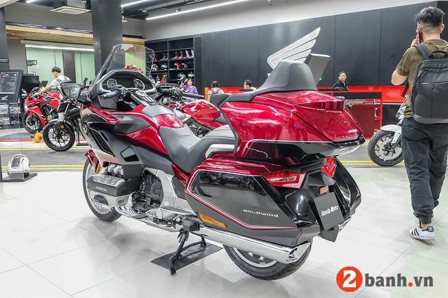 Honda goldwing - 4