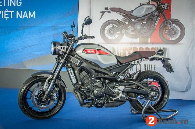 Xsr900 2020 - 5