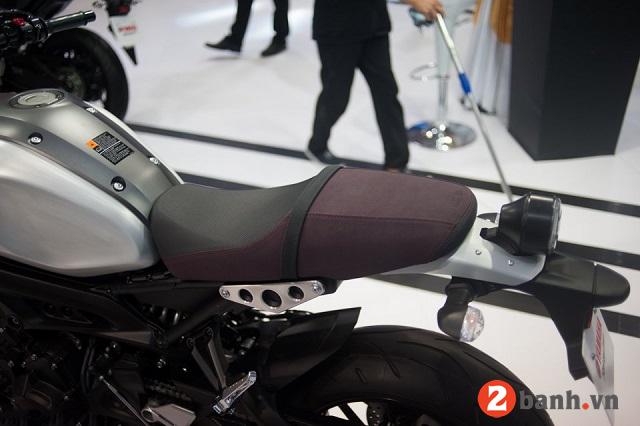 Xsr900 2020 - 11