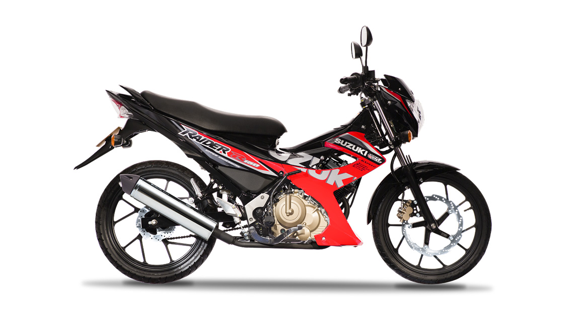 Kết quả hình ảnh cho Suzuki Raider