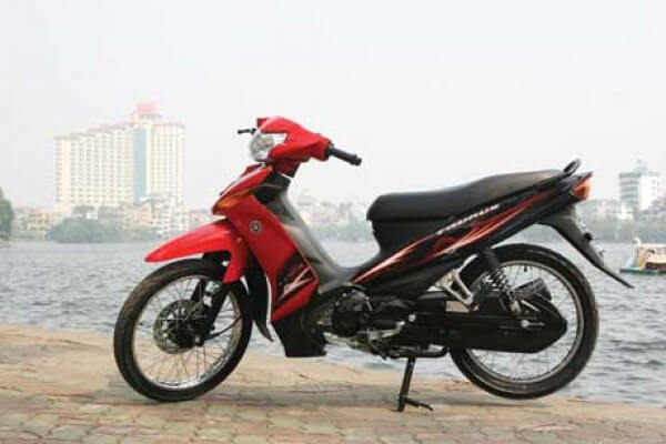 Review Yamaha Taurus